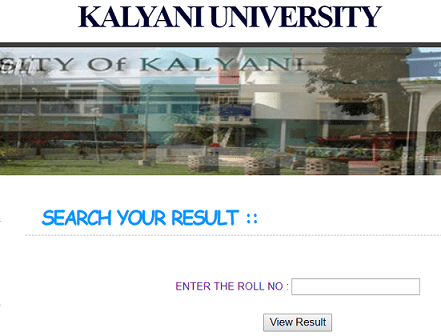 Kalyani University Part 2 Result 2018 - KU BA B.Sc B.Com Part 2 Result 2018 (Honours, Major & General) Declared at http://www.klyuniv.ac.in